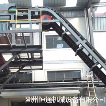 DJ型系列波状挡边式带式输送机