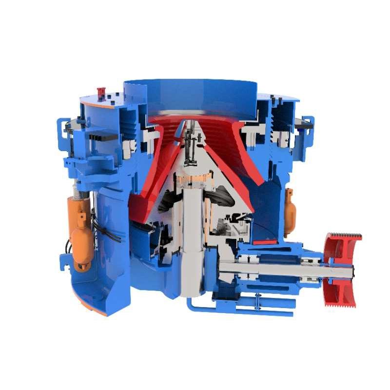 HP系列高效液压圆锥机
