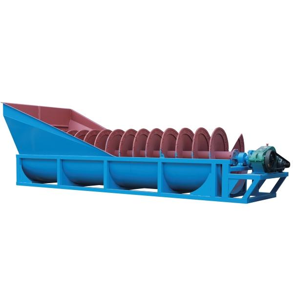 福建LX 系列螺旋式洗砂机