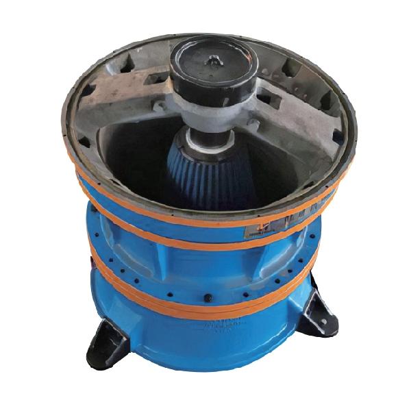 HD 系列单缸液压圆锥破碎机