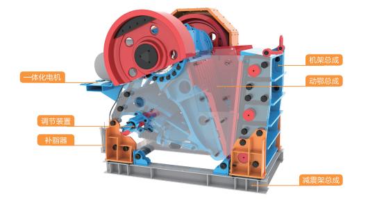 鄂式破碎机厂家:如何提升鄂式破碎机的生产效率